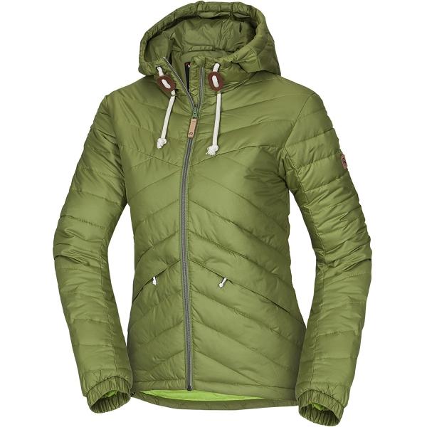 Northfinder EFFIE zelená M - Dámská bunda