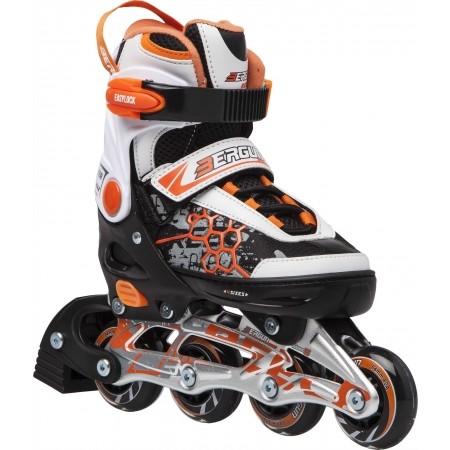 Detské kolieskové korčule - Bergun REECE - 1