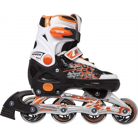 Detské kolieskové korčule - Bergun REECE - 2