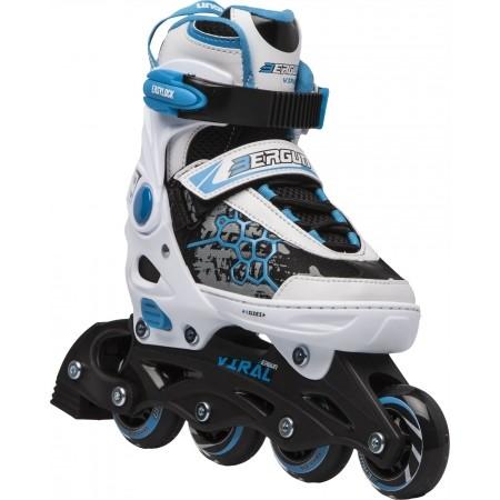 Detské korčule - Bergun VIRAL - 1