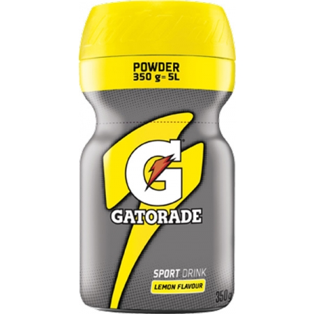 Ionic drink - Gatorade POWDER 350G LEMON