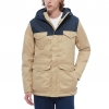 Pánska zimná bunda - Vans WOODMOOR - 1