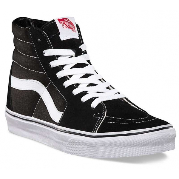 Vans SK8-HI fekete 10 - Uniszex szabadidőcipő
