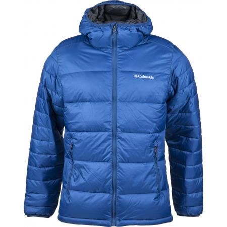 Pánska zimná bunda - Columbia FROST FIGHTER HOODED JACKET - 1 66e861e31ea