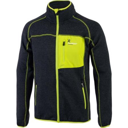 Sweter funkcjonalny męski - Klimatex SULEVI17 - 1