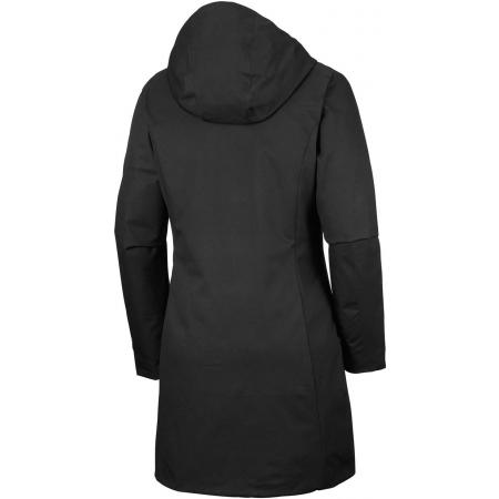 Dámský zimní kabát - Columbia AUTUMN RISE MID JACKET - 2