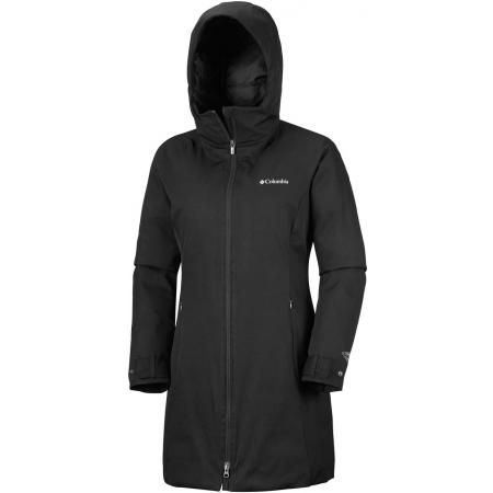 Dámský zimní kabát - Columbia AUTUMN RISE MID JACKET - 3