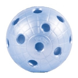Unihoc BALL CRATER PETROL BLUE - Floorball ball
