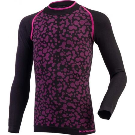 Klimatex KLARIKE - Girls' functional seamless T-shirt