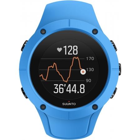 Лек спортен часовник с GPS - Suunto SPARTAN TRAINER WRIST HR - 2