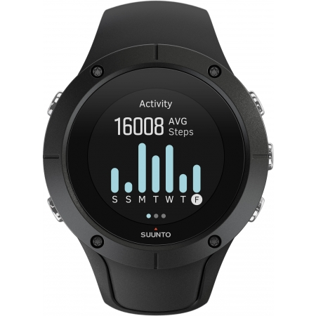 Lehké multisportovní hodinky s GPS - Suunto SPARTAN TRAINER WRIST HR - 3