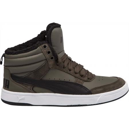 Detská voľnočasová obuv - Puma REBOUND STREET V2 FUR JR - 3 1edc0c80131