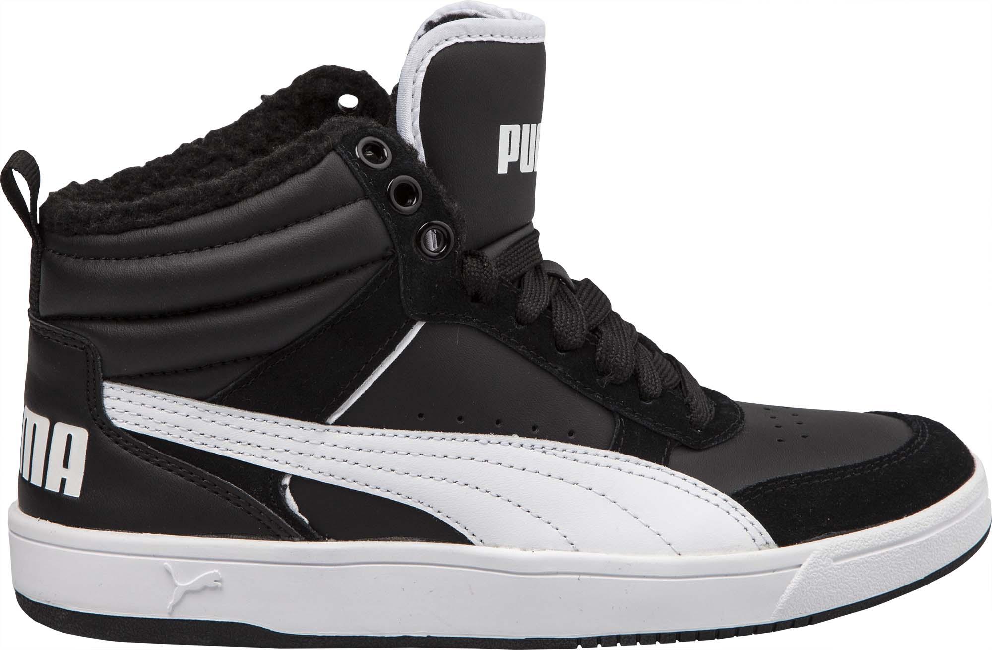 Puma REBOUND STREET V2 FUR JR. Detská voľnočasová obuv. Detská voľnočasová  obuv. Detská voľnočasová obuv b909086f2b9