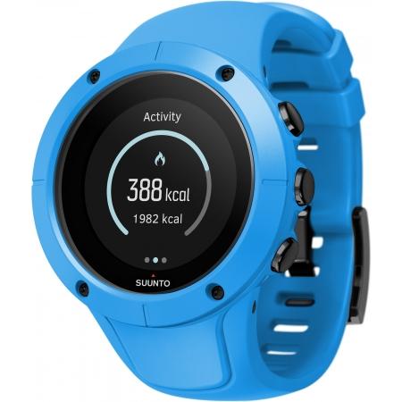 Лек спортен часовник с GPS - Suunto SPARTAN TRAINER WRIST HR - 9