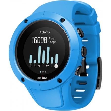 Lehké multisportovní hodinky s GPS - Suunto SPARTAN TRAINER WRIST HR - 8