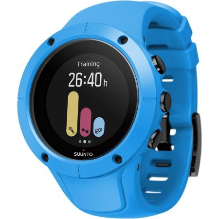 Lehké multisportovní hodinky s GPS - Suunto SPARTAN TRAINER WRIST HR - 10