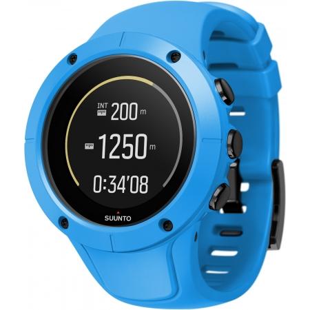 Lehké multisportovní hodinky s GPS - Suunto SPARTAN TRAINER WRIST HR - 12