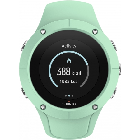Ľahké multišportové hodinky s GPS - Suunto SPARTAN TRAINER WRIST HR - 3