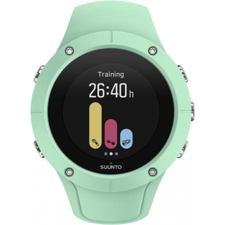 Ľahké multišportové hodinky s GPS - Suunto SPARTAN TRAINER WRIST HR - 4