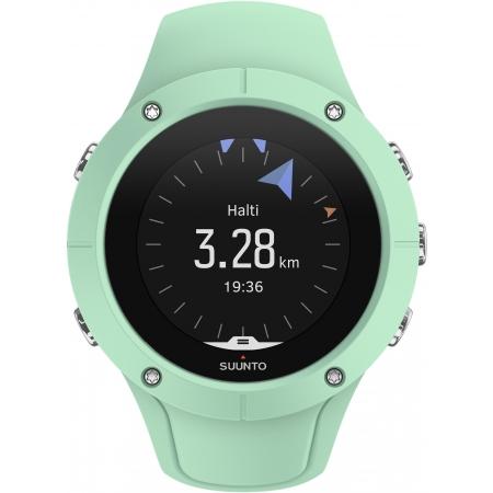 Ľahké multišportové hodinky s GPS - Suunto SPARTAN TRAINER WRIST HR - 5