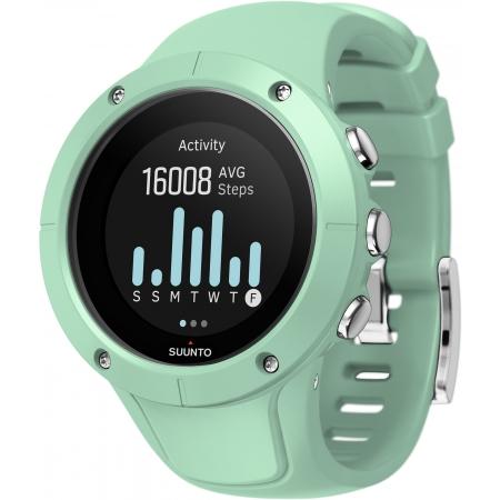 Ľahké multišportové hodinky s GPS - Suunto SPARTAN TRAINER WRIST HR - 12