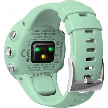 Ľahké multišportové hodinky s GPS - Suunto SPARTAN TRAINER WRIST HR - 16