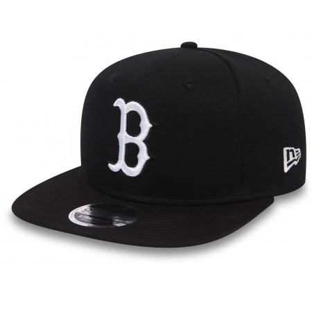 Klubowa czapka z daszkiem - New Era 9FIFTY NE TRUE BOSTON RED SOX