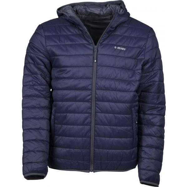 Hi-Tec NORIS tmavě modrá S - Pánská bunda