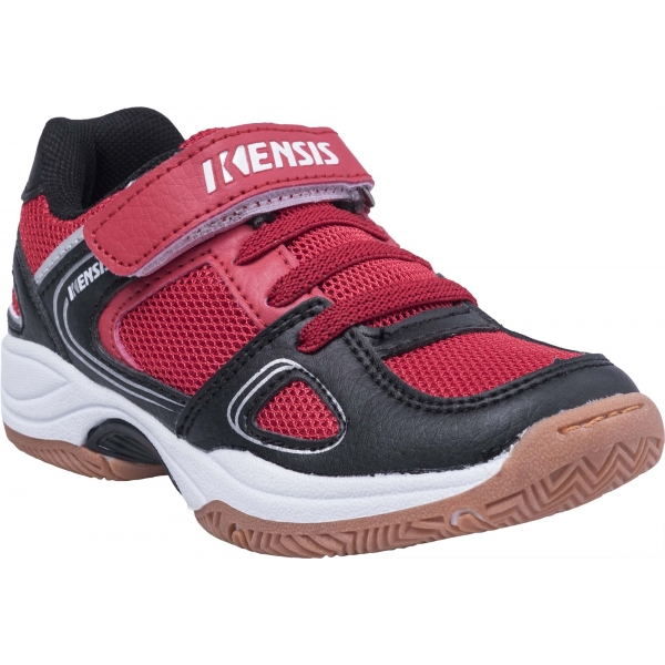 Kensis WAFI čierna 25 - Detská halová obuv
