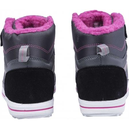 Dívčí zimní obuv - Lewro CUBIQ - 7 278870623e