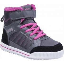 Lewro CUBIQ - Dievčenská zimná obuv