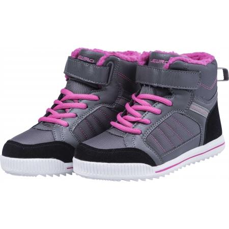 Dívčí zimní obuv - Lewro CUBIQ - 2 2556846ea4