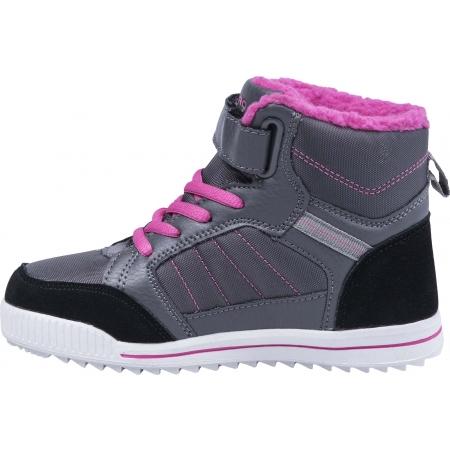 Dívčí zimní obuv - Lewro CUBIQ - 4 784d20a781