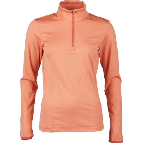 Arcore HYDRA ružová M - Dámske tričko s dlhým rukávom