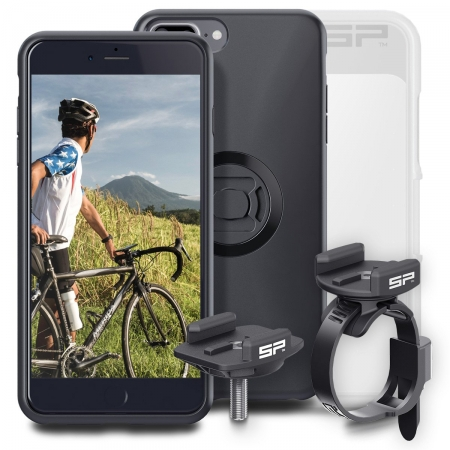 SP Connect SP BIKE BUNDLE IPHONE 7+/6+/6S+ - Držák telefonu na jízdní kola
