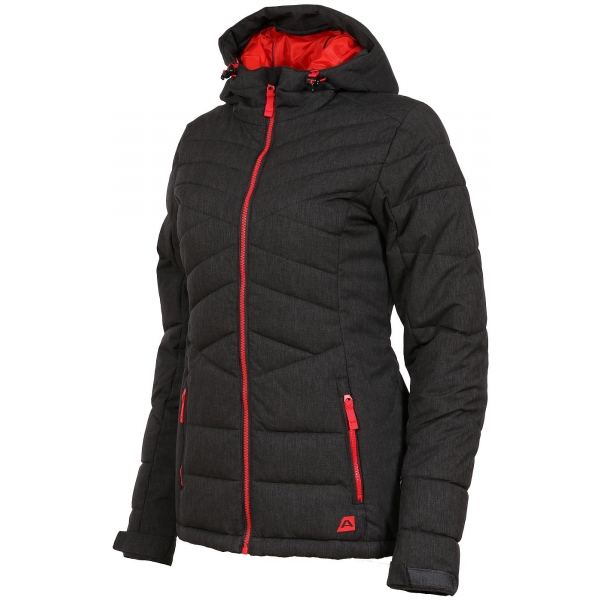 ALPINE PRO MEA černá XL - Dámská bunda