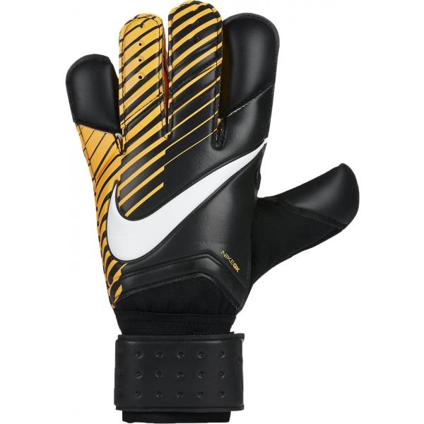 Nike GRIP3 GOALKEEPER čierna 8 - Futbalové rukavice