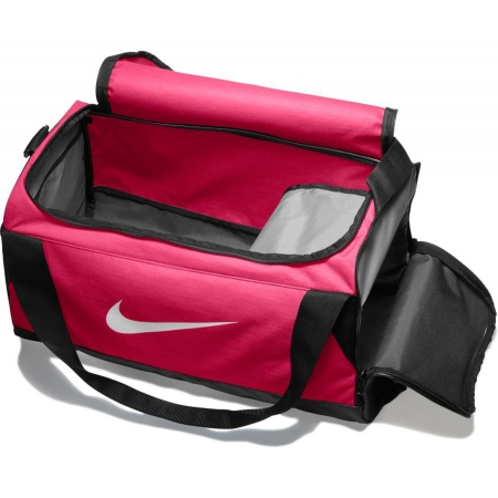 Športová taška - Nike BRASILIA S TRAINING DUFFEL - 4