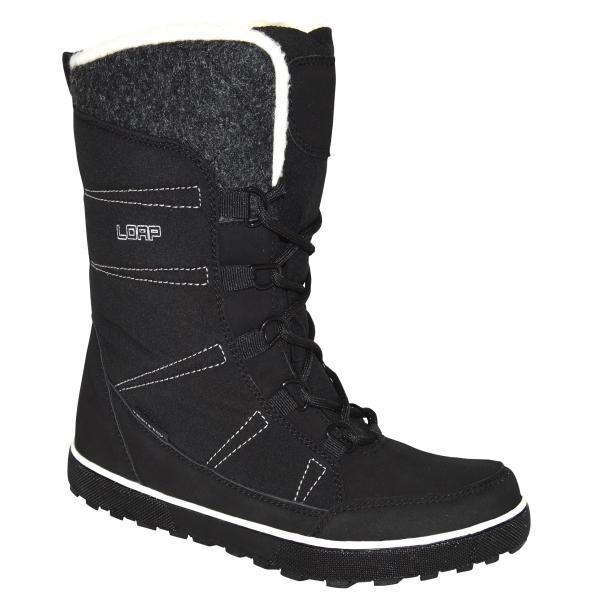 Loap LAVIA čierna 37 - Dámska zimná obuv