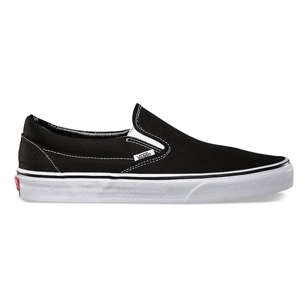 Vans CLASSIC SLIP-ON fekete 10 - Uniszex cipő