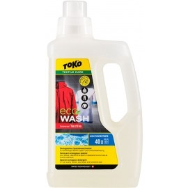 Toko ECO TEXTILE WASH 1000 ML - Environmentally-Friendly Liquid  Detergent