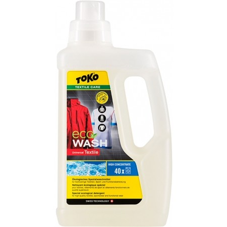 ECO TEXTILE WASH 1000 ML - Environmentally-Friendly Liquid Detergent - Toko ECO TEXTILE WASH 1000 ML