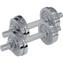 Fitforce ADBC 2x7,5 kg - One-hand loading weight