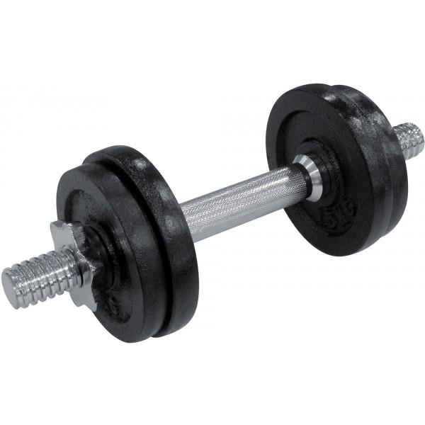 Fitforce ADBB 7,5 kg - Jednoručná nakladacia činka