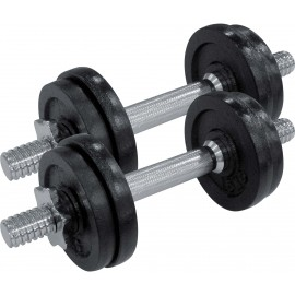 Fitforce ADBB 2x 7,5 kg - One-hand loading weight