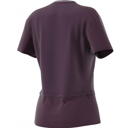 Dámské běžecké triko - adidas TKO SS TEE Q4 W - 4