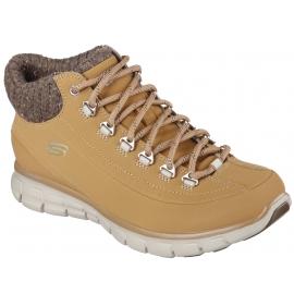 Skechers SYNERGY WINTER NIGHTS - Dámské zimní boty
