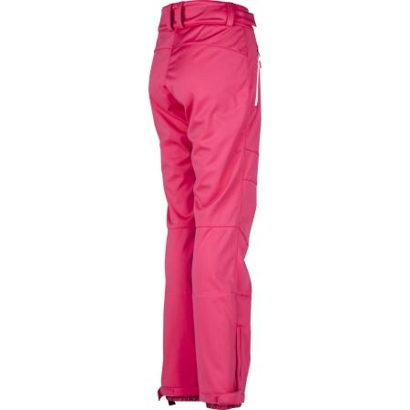 Dámské softshellové kalhoty - Willard ROSALI - 3