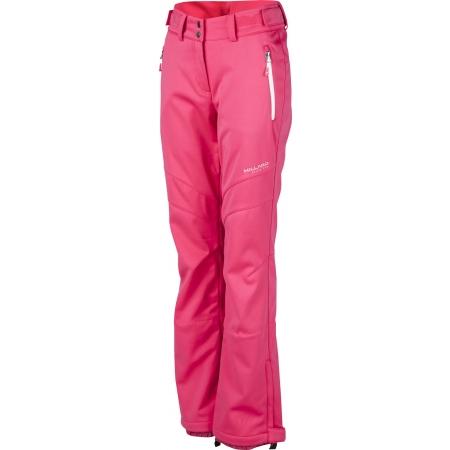 Dámské softshellové kalhoty - Willard ROSALI - 1