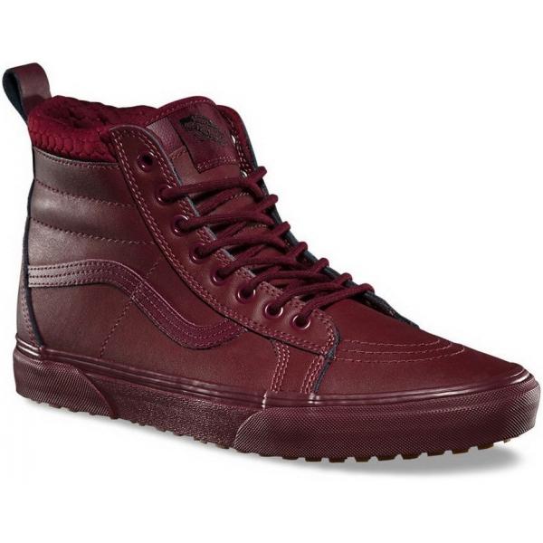 Vans UA SK8-HI MTE borszínű 8 - Férfi átmeneti cipő